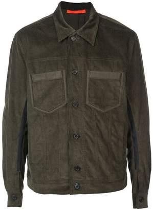 Komakino corduroy shirt jacket