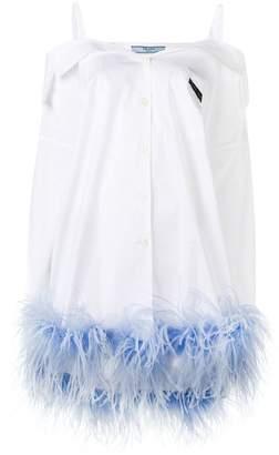 9ca88bb0061c4a Feather Shoulder Top - ShopStyle UK