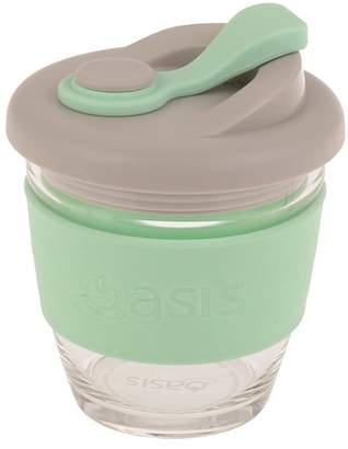 Oasis Eco-Cup Borosilicate Glass Spearmint 227ml