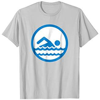 Coolest Swimming Freestyle T-shirt - Swim Shirt