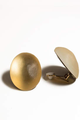 Alexis Bittar Dome Clip Earrings