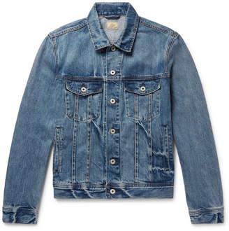 J.Crew Indigo-Dyed Denim Jacket