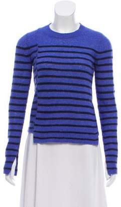 Elizabeth and James Striped Wool & Alpaca Sweater