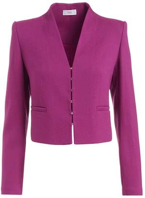 Igor WtR Pink Cropped Suit Jacket
