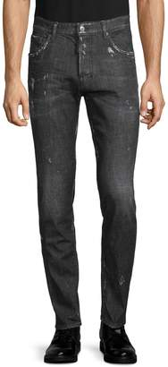 DSQUARED2 Sexy Mercury Ripped Jeans