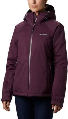 Columbia Insulated Rain Jacket