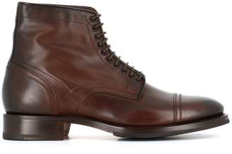 Santoni Lace-up Boot