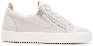 Giuseppe Zanotti Design lace-up sneakers