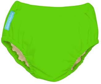 Charlie Banana Best Extraordinary Reusable Training Pants (Small, Green) by