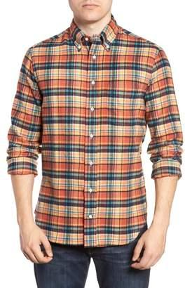 Gitman Regular Fit Flannel Shirt
