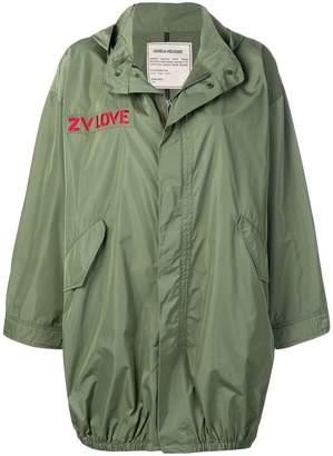 Zadig & Voltaire Zadig&Voltaire Kiko parka coat