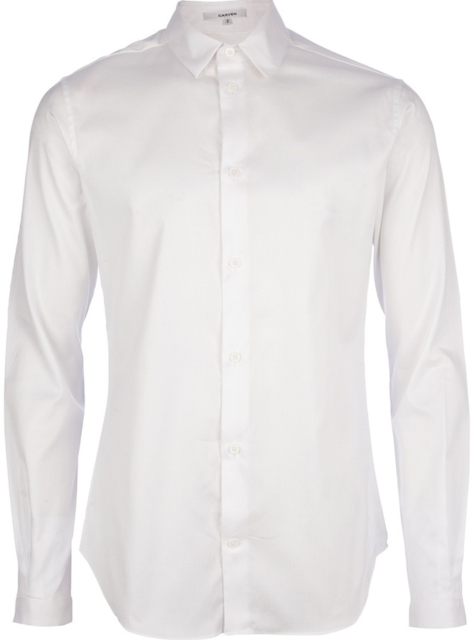 Carven buttoned shirt