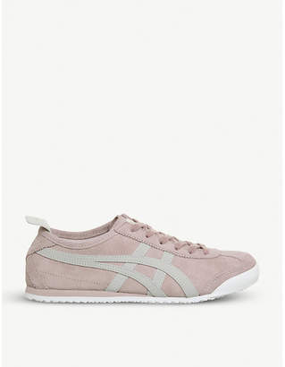Onitsuka Tiger by Asics Mexico 66 suede trainers