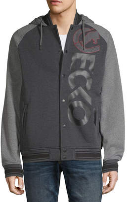 Ecko Unlimited Unltd Hooded Heavyweight Fleece Jacket
