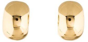 Christian Dior Christian Dior Dome Clip-On Earrings