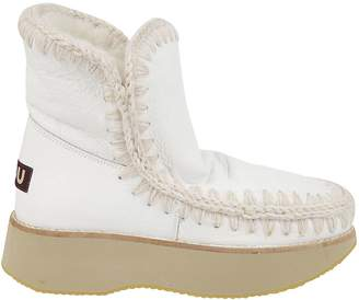 Mou Running Eskimo Boots