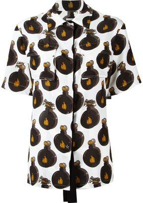 Lanvin perfume bottle shirt $1,415 thestylecure.com