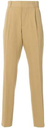 Kent & Curwen concealed front chinos