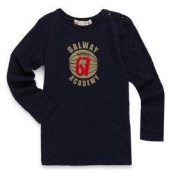 Bonpoint Baby's& Toddler's Galway Academy Cotton Tee