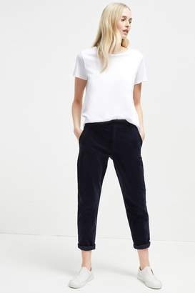 French Connenction Dawn Cord Tapered Trousers