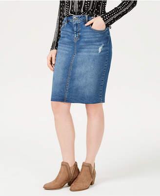 Style&Co. Style & Co Denim Skirt