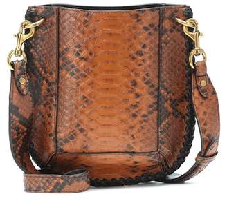 Isabel Marant Nasko leather crossbody bag