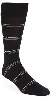 John W. Nordstrom R) Broken Stripe Socks