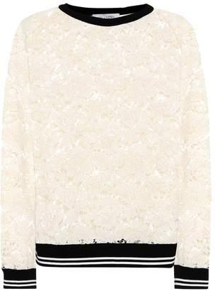 Valentino Lace sweater