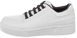 3.1 Phillip Lim Leather Low-Top Sneakers w/ Tags
