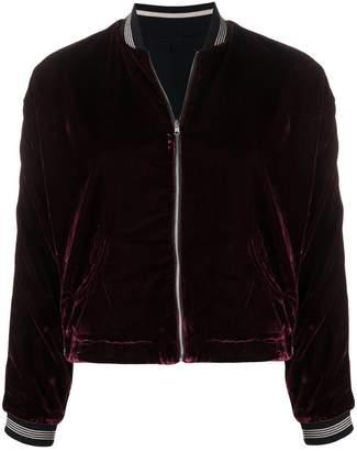 Bellerose embroidered bomber jacket