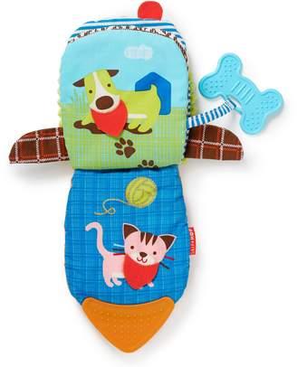 Skip Hop Skip-Hop Bandana Buddies Puppy Puppet Book