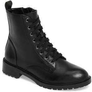 Women's Steve Madden Officer Combat Boot
