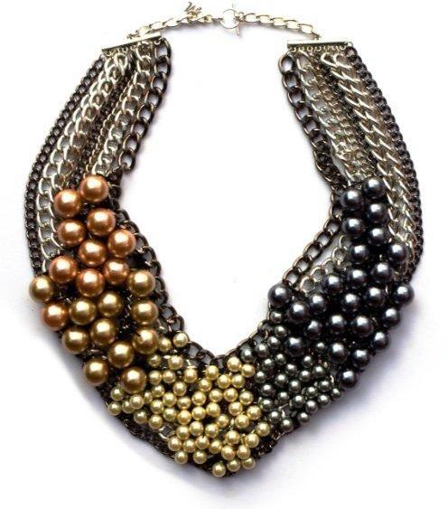 Assad Mounser Modern Love Necklace
