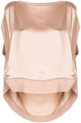 Vivienne Westwood square front blouse