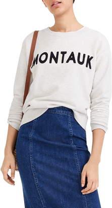 J.Crew Montauk Crewneck Sweatshirt