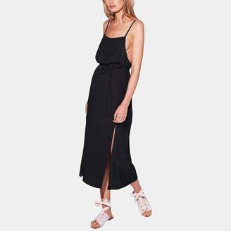 Sir The Label SIR the Label Alec Low Back Midi Dress