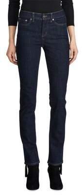 Lauren Ralph Lauren Petite Straight-Leg Jeans