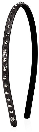 Juicy Couture Studded Leather Headband