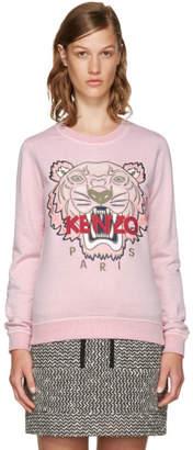 Kenzo Pink Limited Edition Tiger Sweatshirt