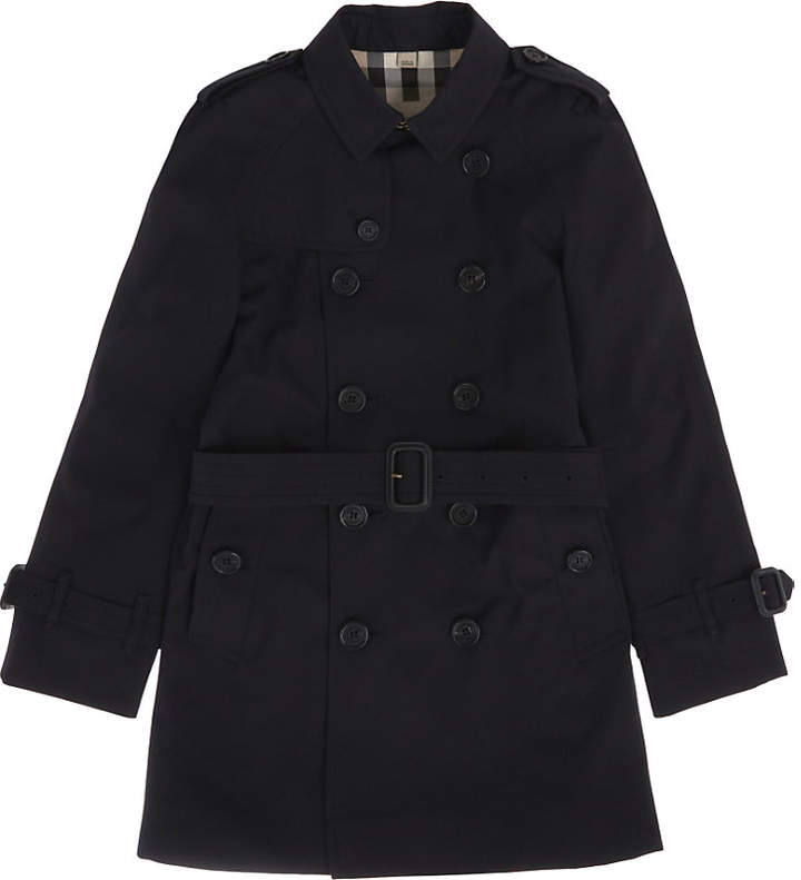 Wiltshire cotton trench coat 4-14 years