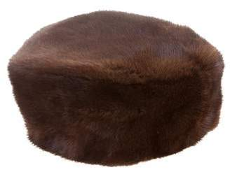 J. Mendel Mink Kufi Hat