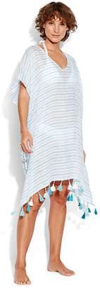 Seafolly Linen Stripe Kaftan