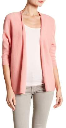 Minnie Rose 3/4 Length Sleeve Cashmere Cardigan