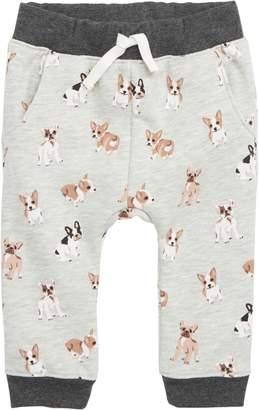HUGO Peek Essentials Peek Puppy Print Jogger Pants