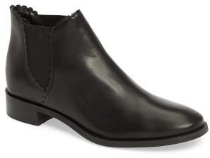 Women's Topshop Kiki Chelsea Boot $70 thestylecure.com