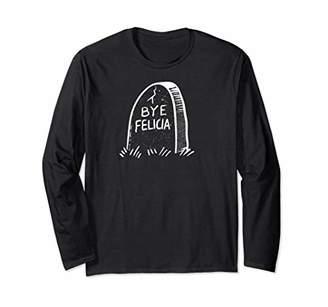 Celebrate 365 Halloween Bye Felicia Long Sleeve T-shirt