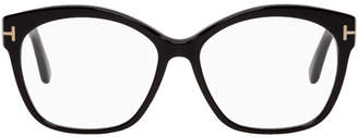 Tom Ford Black Oversized Glasses