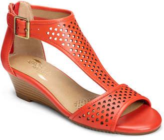 ae7e1e4938fa Aerosoles Orange Women s Sandals - ShopStyle