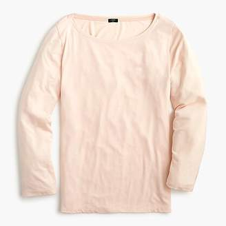 J.Crew 365 stretch boatneck T-shirt