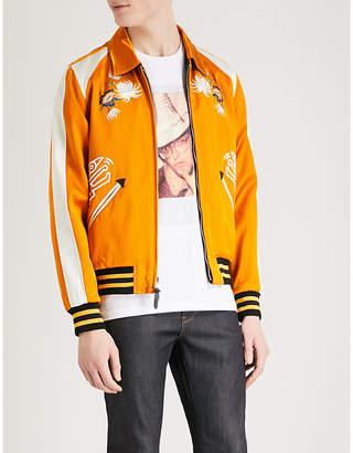Keith Haring Coach 1941 Coach X Souvenir satin jacket